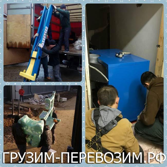 перевозка грузов люберцы