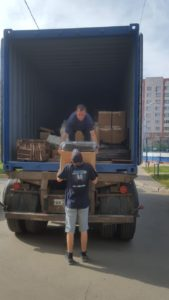 организация переездов в лобне